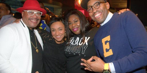 #BlackEmoryReunites Homecoming After Party