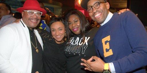 #BlackEmoryReunites Homecoming After Party