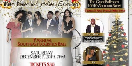 Logistics Holiday Ball 2019 tickets