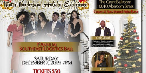 Logistics Holiday Ball 2019