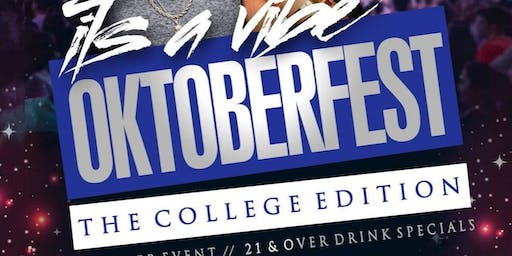 """CGOxPROMOTIONS PRESENTS   """"ITS A VIBE 