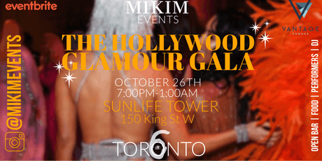 The Hollywood Glamour Gala (MIKIM EVENTS) tickets