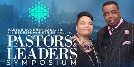 Pastor's and Leaders Symposium tickets
