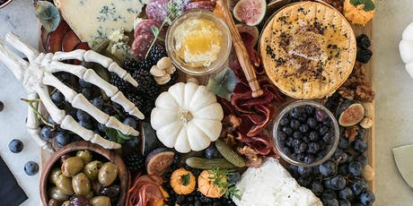 Virtual HALLOWEEN Charcuterie/Cheese Board Workshop tickets