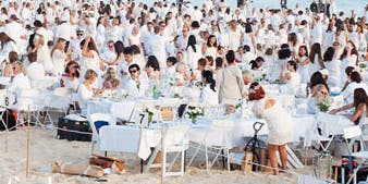 Savy Sunday White Party