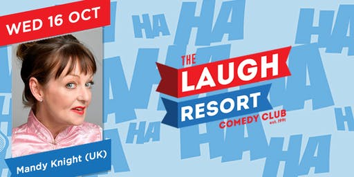 The Laugh Resort Comedy Club October 2019