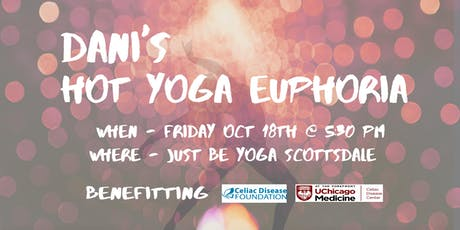 Dani's Hot Yoga Euphoria tickets