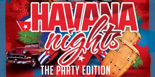 Havana Nights: The Party Edition
