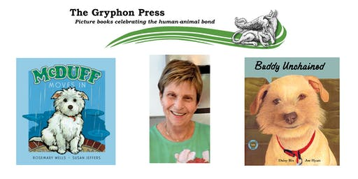 The Gryphon Press's Emilie Buchwald - Buddy Unchained & McDuff Moves In