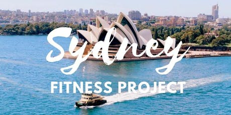 Sydney Fitness Project: Free Wed Morning Workout tickets