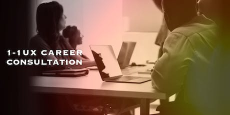 1-1 UX Career Consultation - SF bay area tickets
