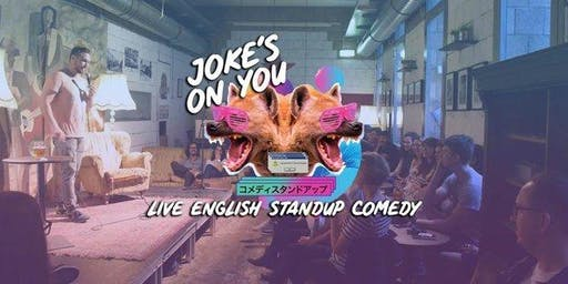English Stand-Up Comedy Night