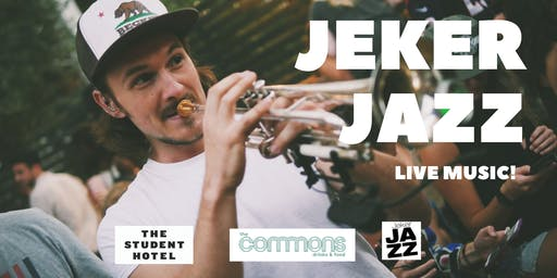 Jazznight hosted by Jekerjazz