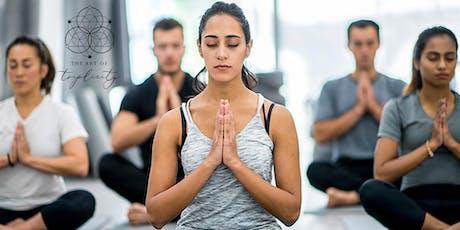 Primordial Sound Meditation Workshop (Chopra Certified) tickets