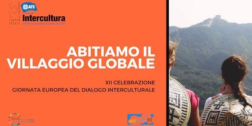 Abitiamo il Villaggio Globale. Intercultura Treviso promuove l'agenda 2030.
