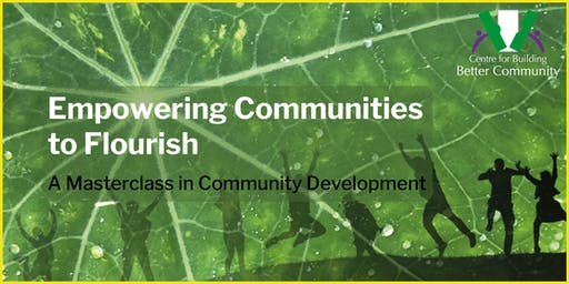 Empowering Communities to Flourish  - Geelong