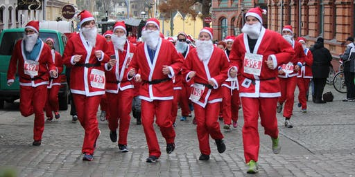 Santas Fun Rund & Walk 2019