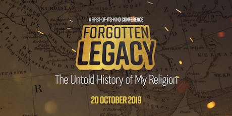 Islam's Forgotten Legacy | The Untold History of My Religion tickets