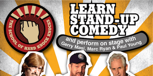 Adelaide: Learn Stand-up Comedy - Evenings: November 24 - 28, 2019