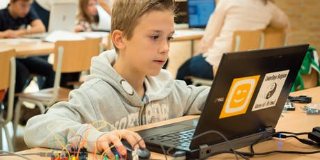 CoderDojo Torhout - 25/04/2020 tickets