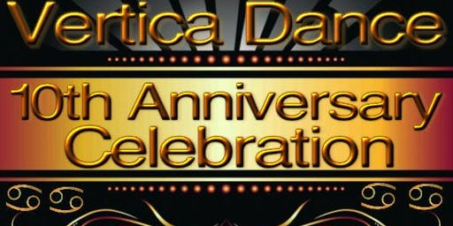 Vertica 10th Anniversary Celebration