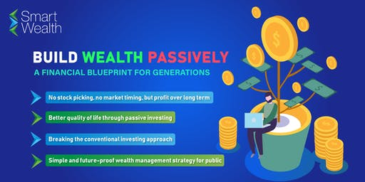 Build Wealth Passively (English full day workshop)