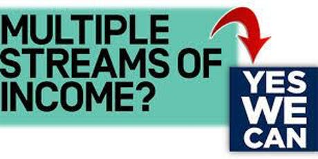 How to Create Multiple stream of income from billion dollar industry tickets