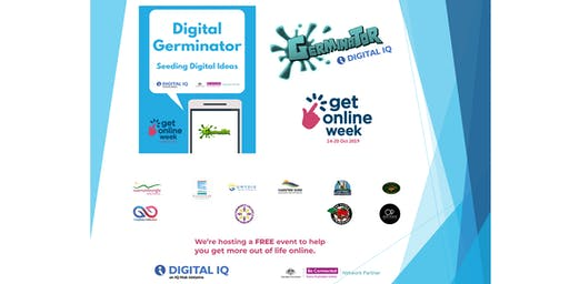 Get Online Week 2019 - Digital Germinator - Glen Innes - 18th October