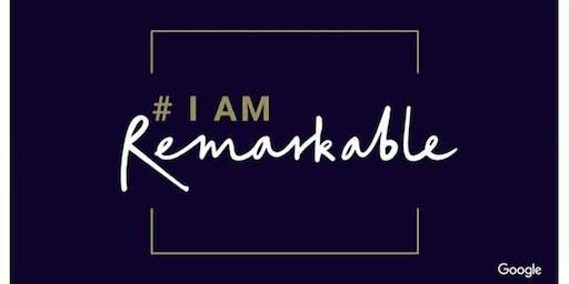 #Dublin IamRemarkable - the Art of Self-promotion (workshop)