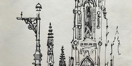 Architectural sketching workshop 10am-12noon tickets