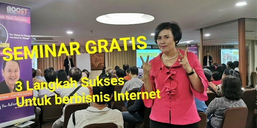 SEMINAR BISNIS GRATIS NTERNET