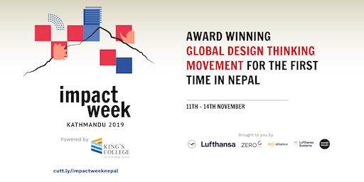 Impact Week Kathmandu 2019