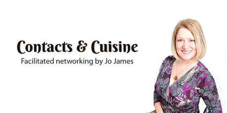 Contacts & Cuisine Business Networking Lunch in November 2019 tickets