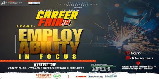 University of Benin Career Fair'19