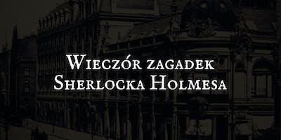 2. Wieczór zagadek Sherlocka Holmesa | Samobójstwo w Breslau