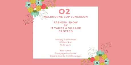 02 Melbourne Cup Luncheon tickets