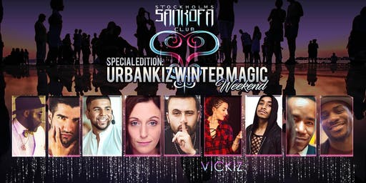 Urbankiz Winter Magic Weekend 6-7 December