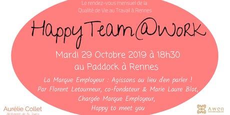 HappyTeam@Work Rennes #9 billets