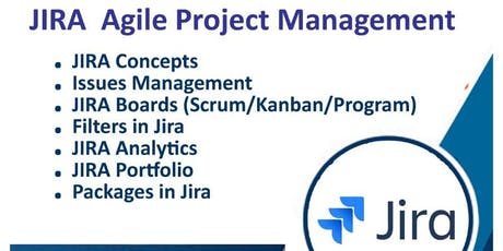 JIRA for Agile Project Management BANGALORE tickets