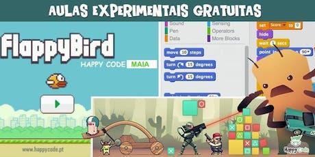 Aula Experimental - Game Construct bilhetes