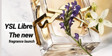 YSL Libre Fragrance Launch Party tickets