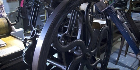 Introduction to Letterpress (w/Intermediate Supervised Studio) tickets