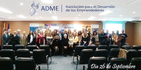 ADME   Asociación para el Desarrollo de los Emprendedores Tickets