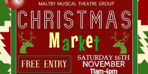 MMTG Indoor Christmas Market