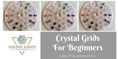 Crystal Grids For Beginners Workshop