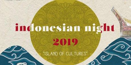 Indonesian Night 2019 tickets