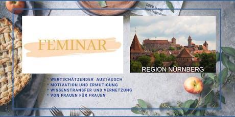 Feminar - Treff Nürnberg,  Netzwerktreffen Tickets