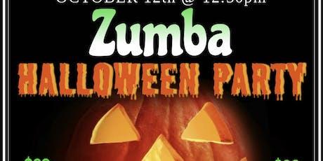 ZUMBA Halloween Party tickets