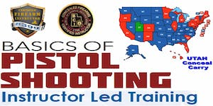ONE Day Combo Class • Basic Pistol Safety & UTAH...