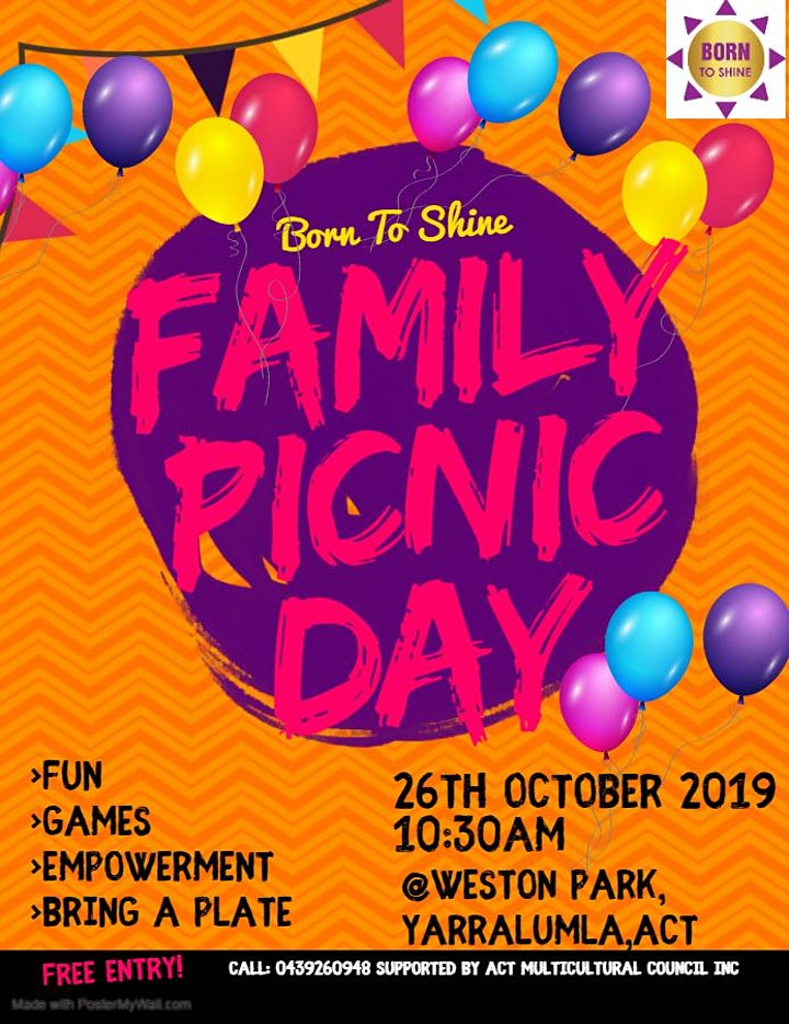 Family Picnic Day image